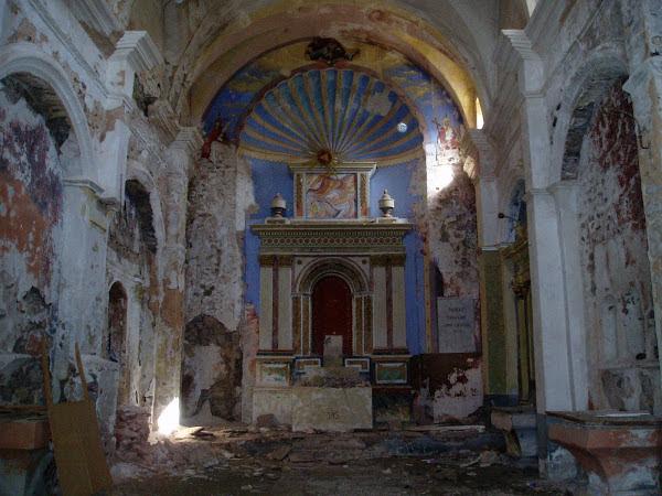 i l'església de Tost