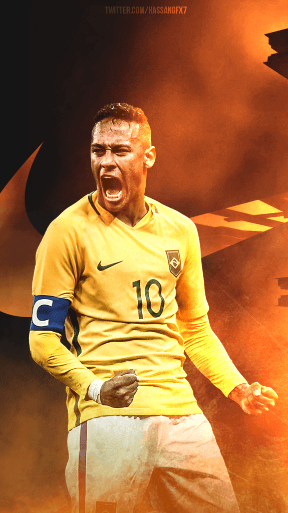 Neymar Jr Wallpapers 2017 - Wallpaper Cave