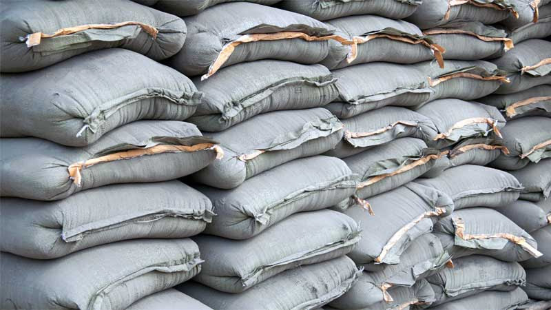 Cement price up
