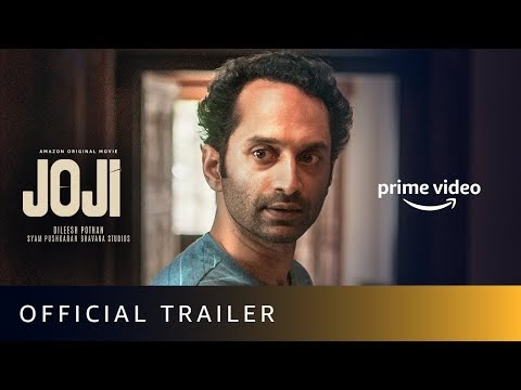 Joji Malayalam Movie Trailer