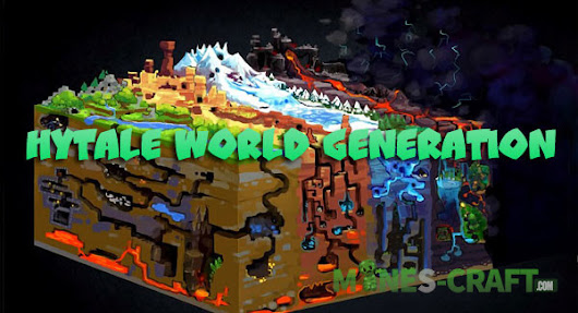 Hytale World Generation | | Mines-Craft.com