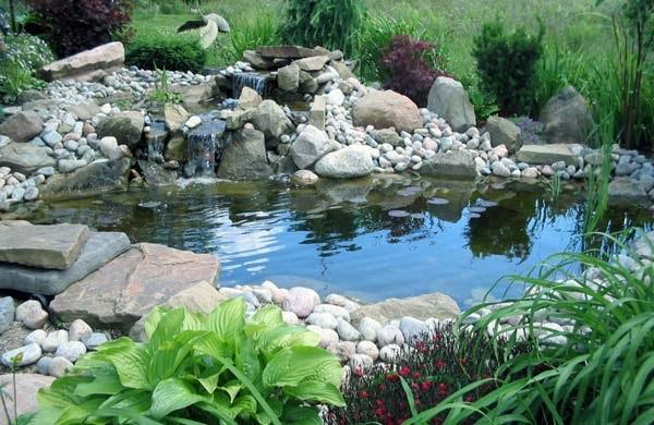 Casa immobiliare accessori laghetto giardino for Teli per stagni