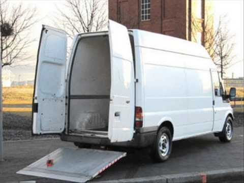 2005 Ford Transit  Fwd Tdi Lwb Electric