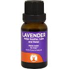 GuruNanda Essential Oil, 100% Pure & Natural, True Lavender - 0.5 fl oz