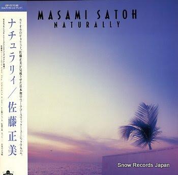 SATOH, MASAMI naturally