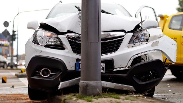 Landesamt für Statistik: Zahl der Verkehrsunfälle in Berlin und Brandenburg steigt wieder