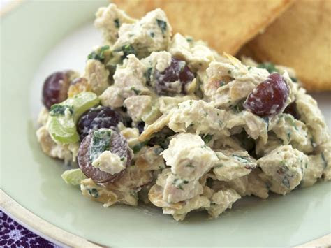 quintessential chicken salad recipe myrecipes