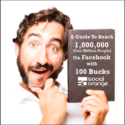Boost for Rs. 100 and get 1 Million Facebook Organic Reach - SocialOrange