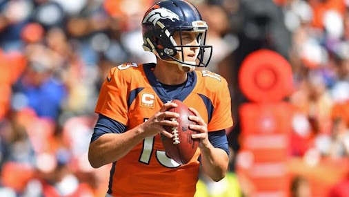 CBS Sports: Vikings reportedly trading for Broncos QB Trevor Siemian to back up Kirk Cousins. http:/...