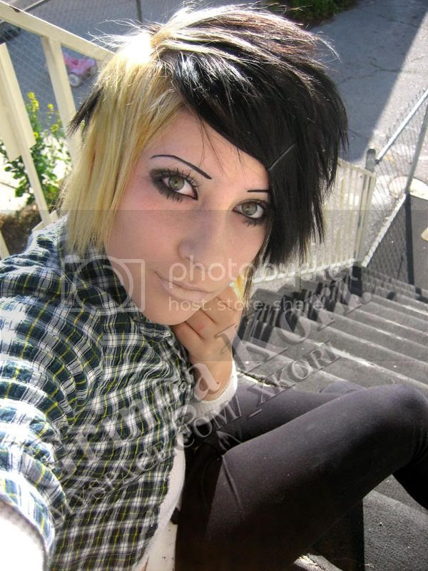 Hairstyle New Emo Hairstyles Emo Hair For Girls