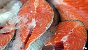 Salmão geneticamente modificado é primeiro animal do tipo a ser liberado para o consumo (Foto: PA)