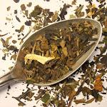 Champagne White Tea with Orange Loose Leaf Tea - Grape Flavored Tea