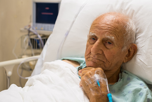 Delirium Common Among Hospitalized Seniors