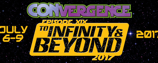 CONvergence is HERE! - Tin Lizard Productions