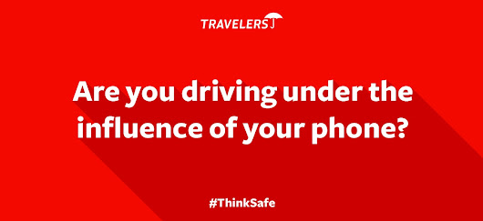 Are you driving under the influence of your phone?