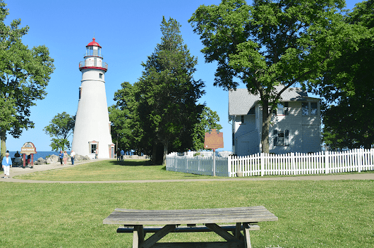 At Mimi's Table: Lakeside, Ohio, and the Marblehead Lighthouse