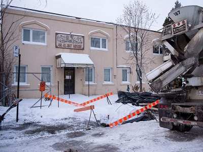 Montreal mosque denies trying to exclude women from construction site - Construction News | Construction Links | Get Found in Canada