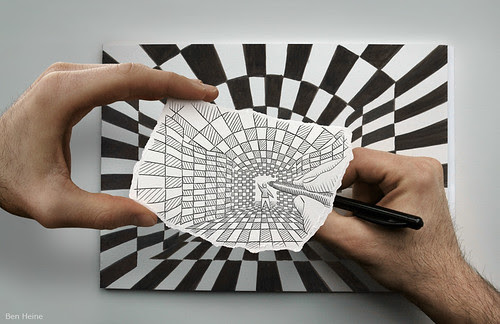 4599016935 714f2253a2 in Incredibly Creative Pencil Drawings vs Photography
