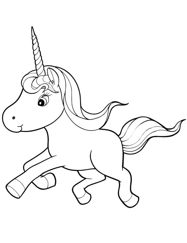 Coloring Pages For Kids Unicorn Cute Galaxy Unicorn Cute Unicorn Unicorn Coloring Pages For Kids