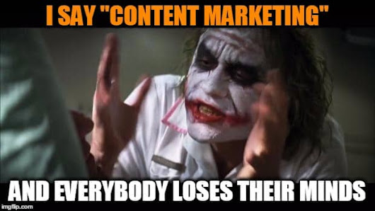 18 Content Marketing Ideas to Pump Your Written Content Offerings