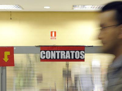 El desempleo en España sigue subiendo.