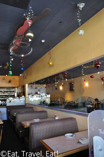 Sesame Grill Interior 1