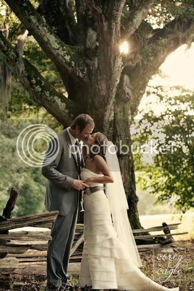 Lake Murray SC wedding