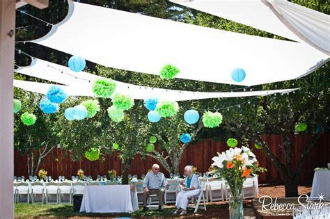 DIY ideas for a backyard wedding » Rebecca Stark Photography