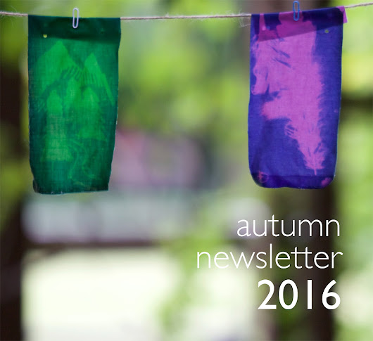 TVA Autumn Newsletter 2016 - tees valley arts