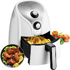 Comfee 1500W Multi-Function Electric Hot Air Fryer with 2.6 Qt.