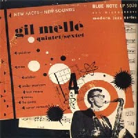 Gil Mellé - 'Quintet/Sextet'