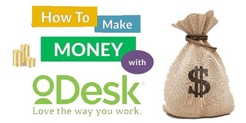 Want to be freelance at oDesk to earn money? Get the best guideline on this matter