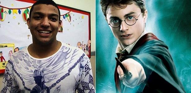 """Caio César dublou Daniel Radcliffe em todos os filmes da série """"Harry Potter"""""""