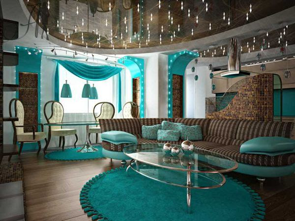 Large Spaces And Magnificence Decoration Ideas