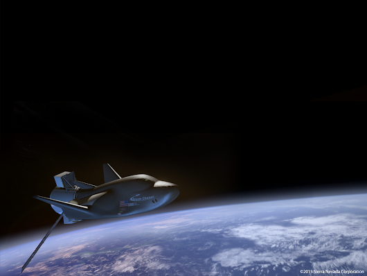 Contract brings Dream Chaser flights closer to reality