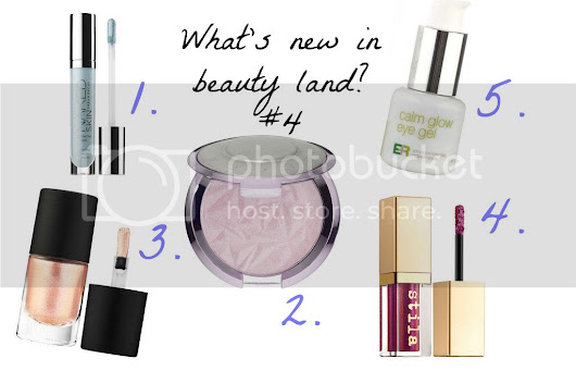 What's new in beauty land? #4
