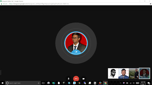 Batticaloa Local Guides community moderators hangout - April 2017