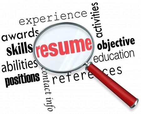 Resume image for resume web page lml