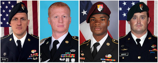 Analysis | Everything we know about the Niger attack that left 4 U.S. soldiers dead
