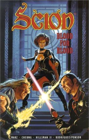 [Scion Volume 2 cover]