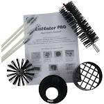 LintEater RLE208 10-Piece Rotary Dryer Cleaning System