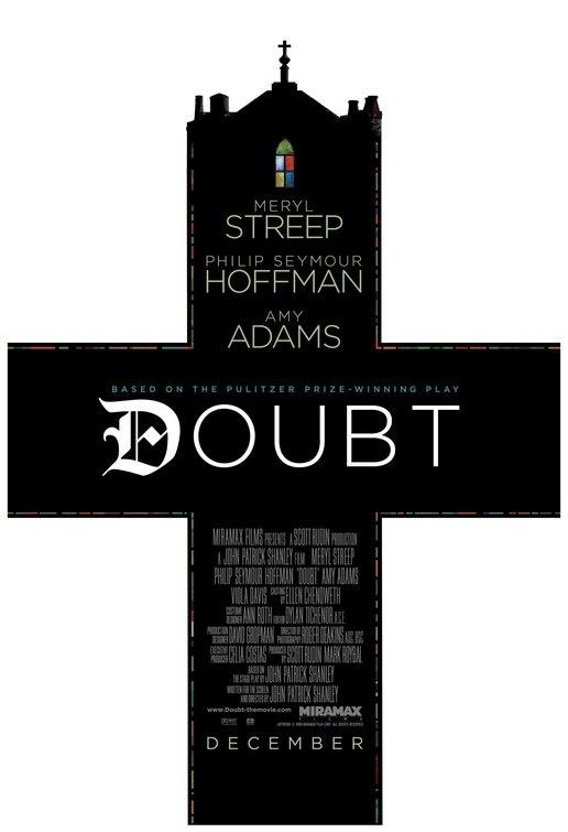 Risultati immagini per the doubt movie poster