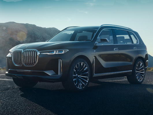 LEAKED: This is the BMW Concept X7!
