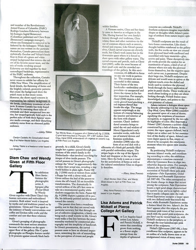 Artweek text