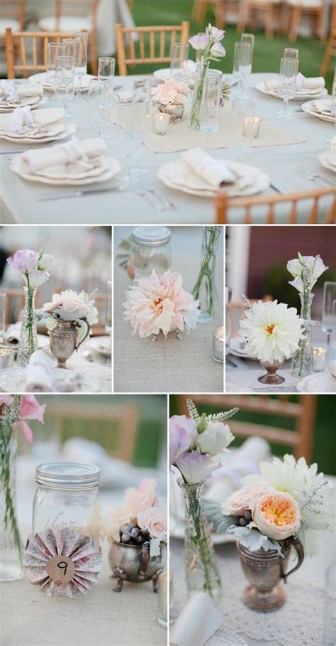 Shabby Chic Beach Wedding Ideas From This & That Vintage