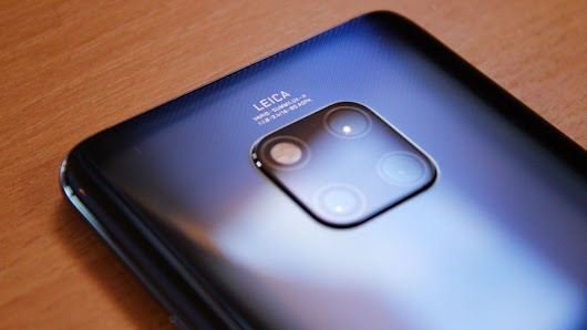 Huawei Mate 20 Pro First Update Brings October 2018 Security Patch, More Camera Features