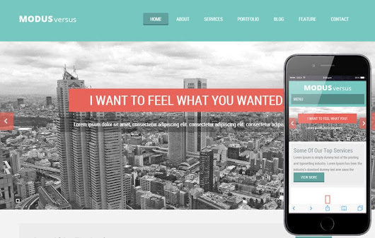 Modus Versus a Multipurpose Flat Bootstrap Responsive web template by w3layouts