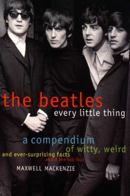 Maxwell Mackenzie The Beatles Every Little Thing border=