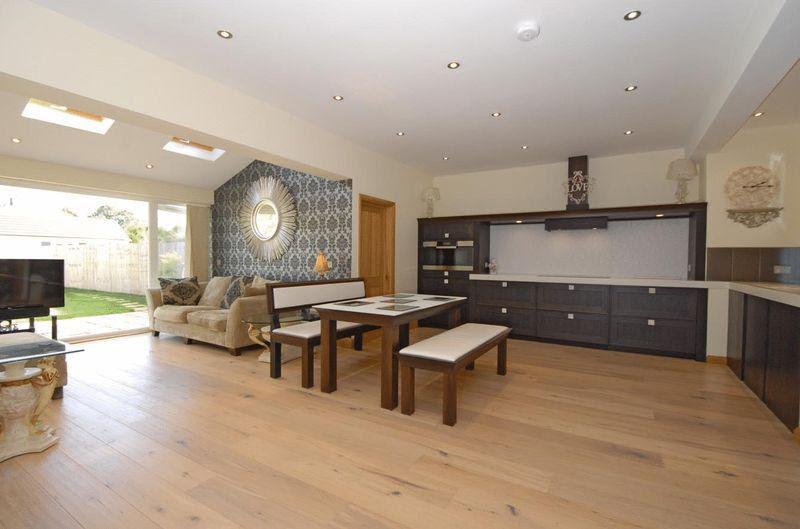 Open Kitchen Living Room Designs Dream House