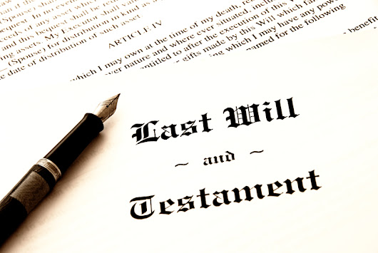 Top Ten Reasons to Have a Will | North Carolina Attorneys - Dickens Law Group